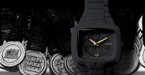zegarki, słuchawki, gumball